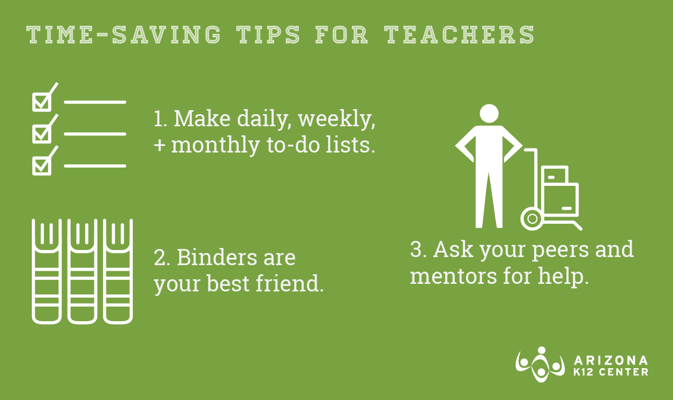 3 Time-Saving Tips for the New School Year