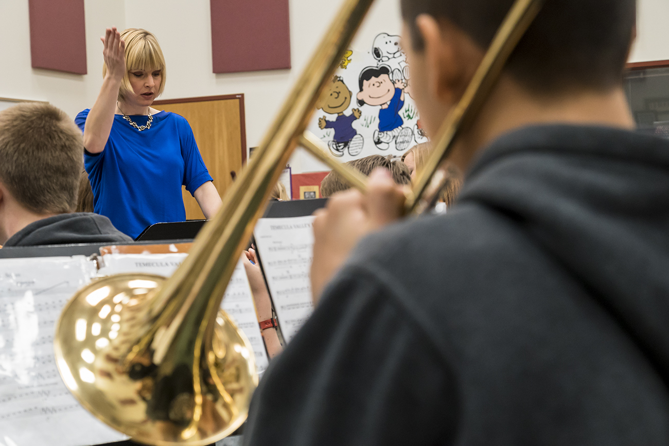 Commit to Music in the Classroom