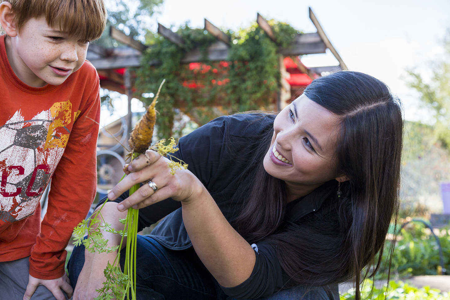 Gardens and Beyond: Reed's Students Grow a Business