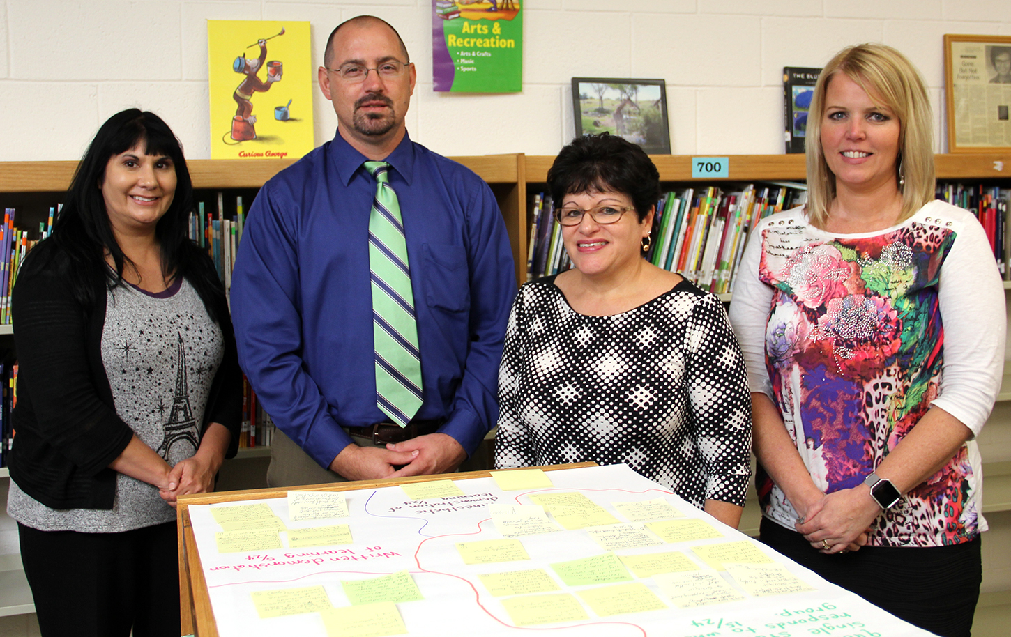 Instructional Rounds Help Transform Teachers