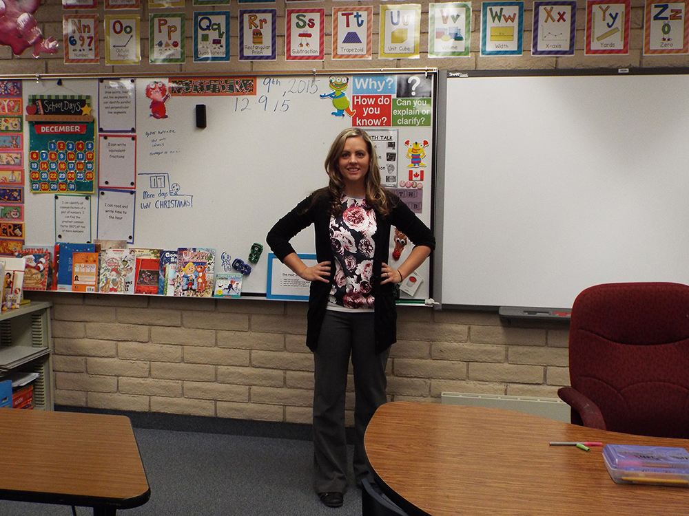 Q&A with New National Board Certified Teacher, Tara Smith