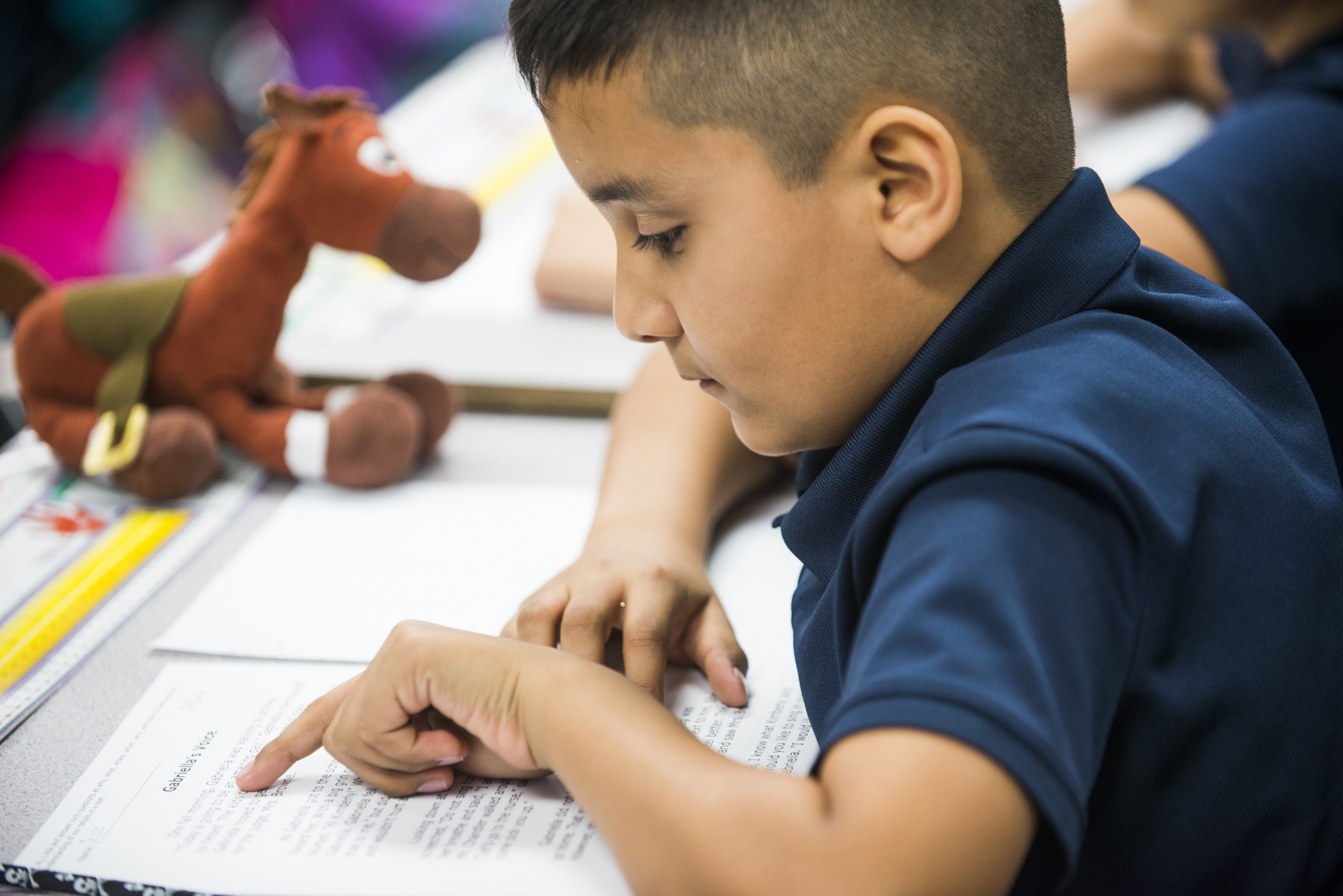 More Than Words on a Page: Help Students Benefit From Active Reading Skills