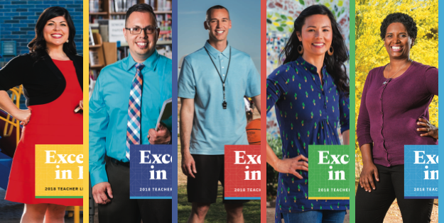 2018 Report — Excellence in Equity