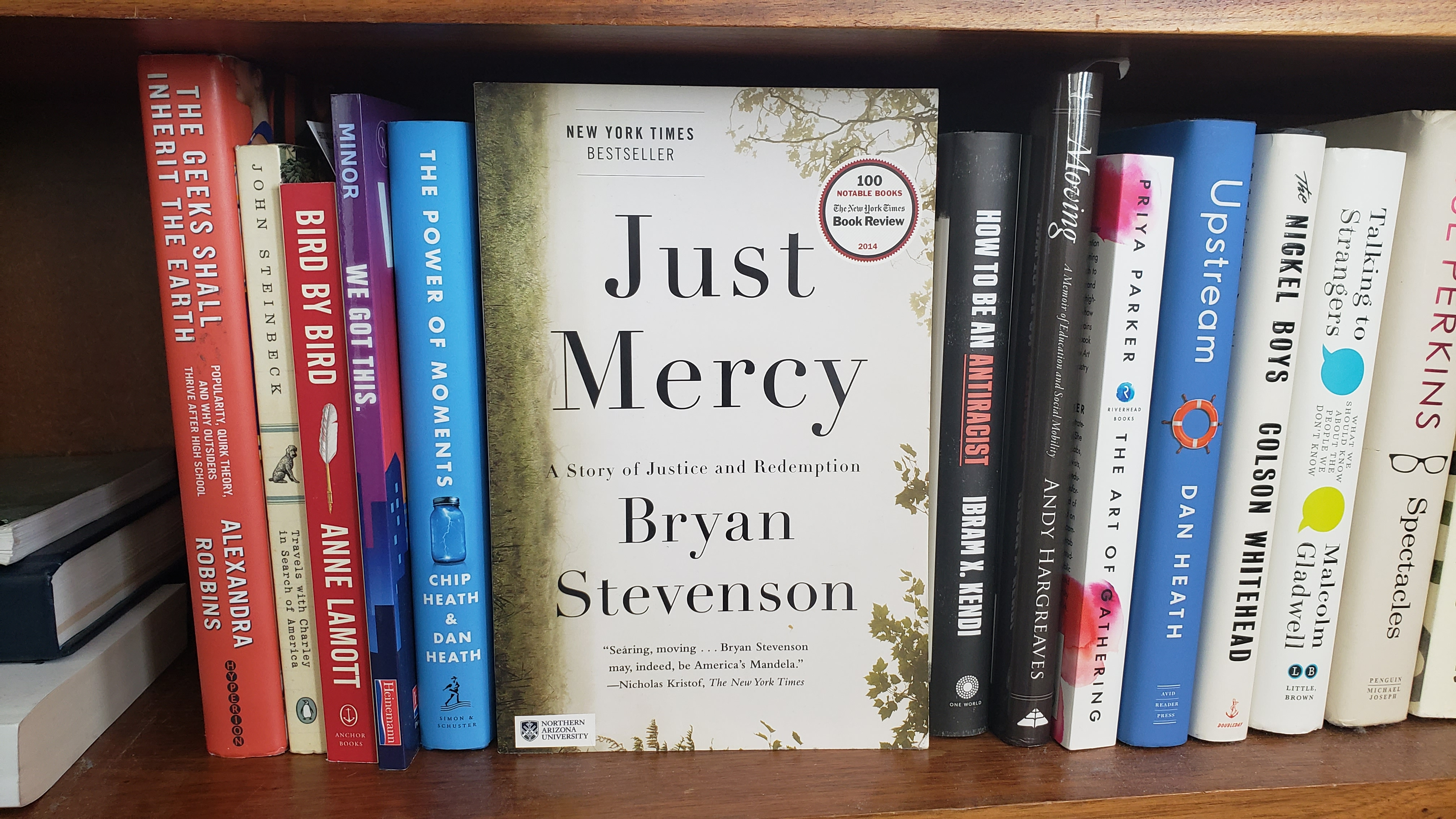 Book Club Preview: Just Mercy by Bryan Stevenson