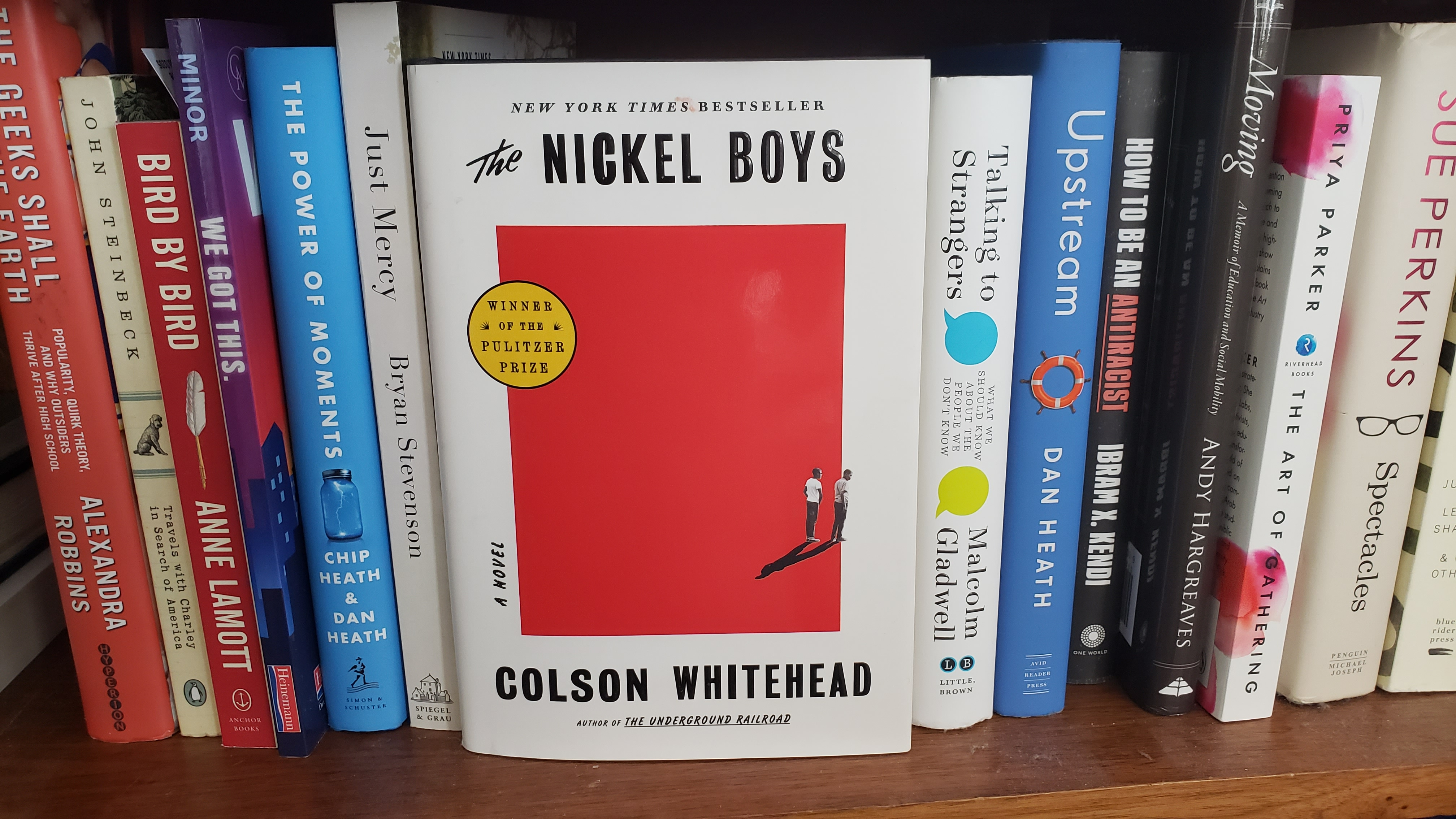 Book Club Preview: The Nickel Boys by Colson Whitehead